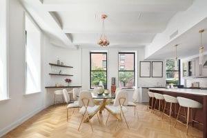 Prime West Village New York City 3 Bed/3.5 Bath 2500 SF Condo For Sale