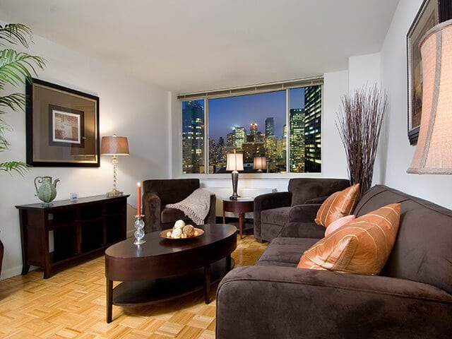 Studios One Bedrooms Two Furnished Rentals Midtown New York City