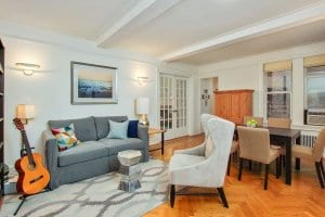 Beautiful Two Bedroom Condo For Sale in Upper West Side
