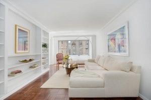 One bedroom co-op for sale upper west New York City